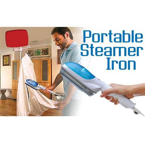Setrika Uap Jakarta tobi steam brush iron garment streamer setrika uap