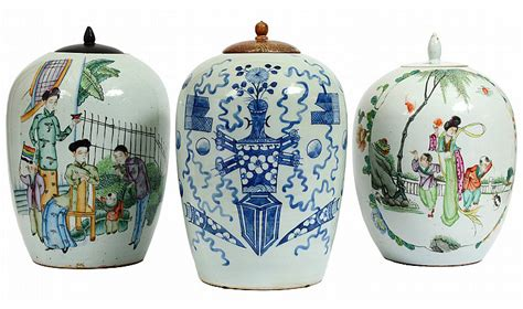 Blue And White Ginger Jars And Vases Inside The Archives Chinese Ginger Jars