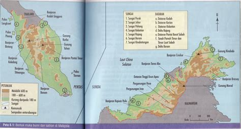 Geo Bentuk 4 geo cemerlang bab 6 bentuk muka bumi