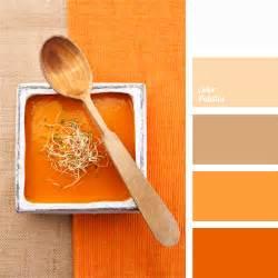 warm orange color warm shades of orange color palette ideas