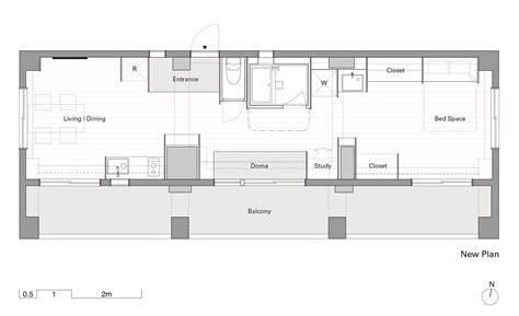 wall homes floor plans wing wall house c design inc sumosaga fudosan