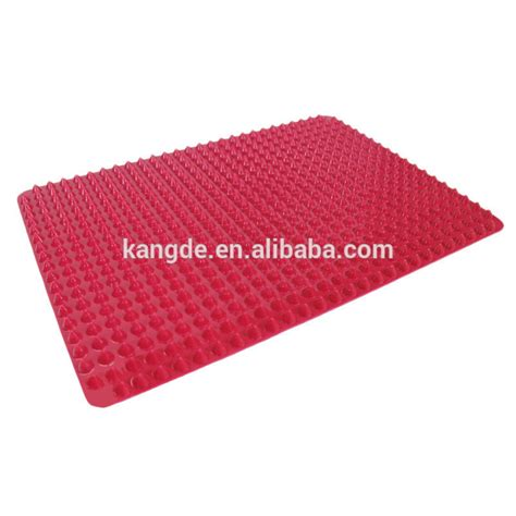 Silicone Grill Mat grease draining silicone mat healthy silicone