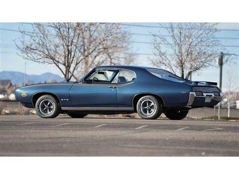 1969 pontiac gto for sale classiccars com cc 970645 1969 pontiac gto the judge for sale classiccars com cc 1049033