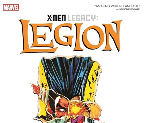 x men legacy legion omnibus x men legacy legion omnibus hardcover comic books