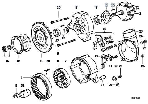 original parts     sedan engine electrical