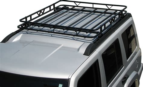 Garvin Jeep Roof Rack by Garvin 169 34025 Sport Series Roof Rack For 06 08 Jeep