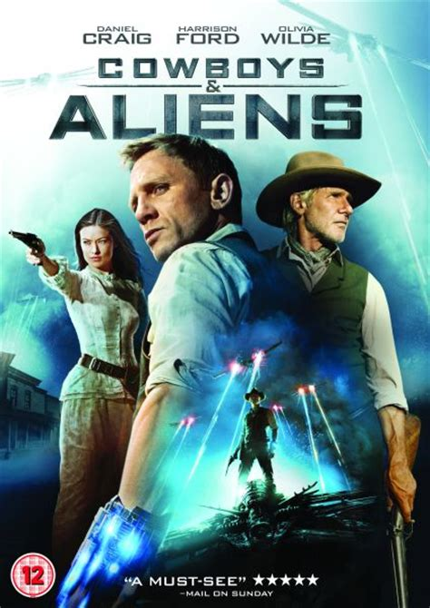 sinopsis film cowboy and alien cowboys and aliens dvd zavvi com
