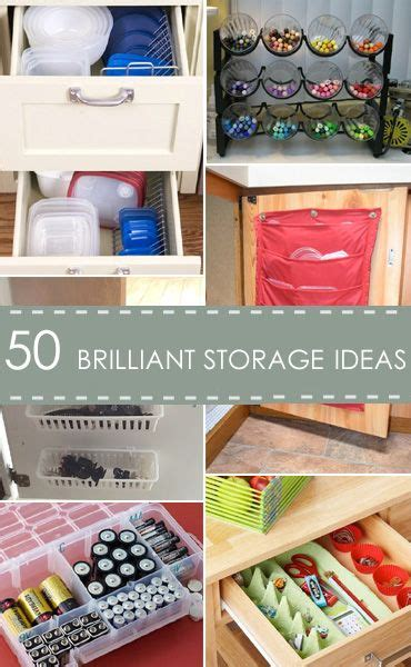 Cheap Ideas For Storage 50 Brilliant Easy Amp Cheap Storage Ideas Lots Of Tips And