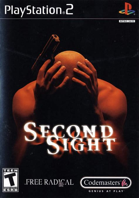 Second Sight second sight box for playstation 2 gamefaqs