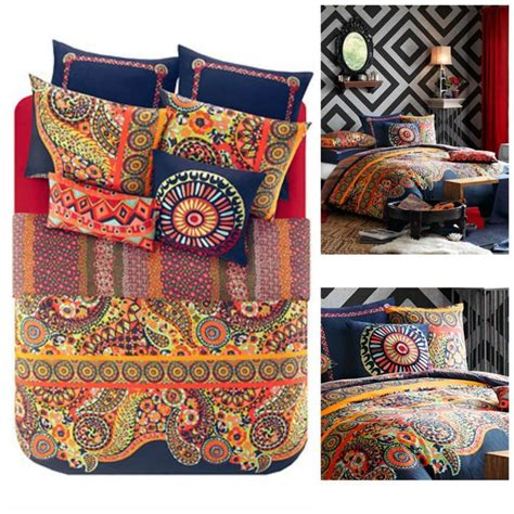 bohemian bedding set 1000 ideas about bohemian bedding sets on pinterest