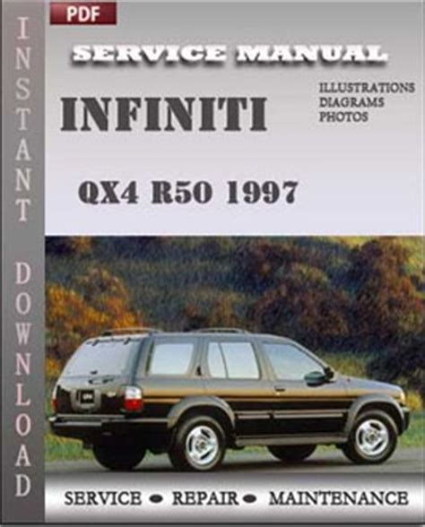 service manuals schematics 1997 infiniti qx free book repair manuals infiniti qx4 r50 1997 service repair servicerepairmanualdownload com