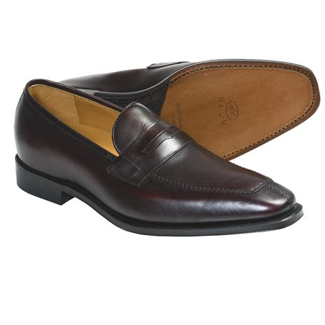 what are loafer shoes neil m harvard loafer shoes for 5270w save 56