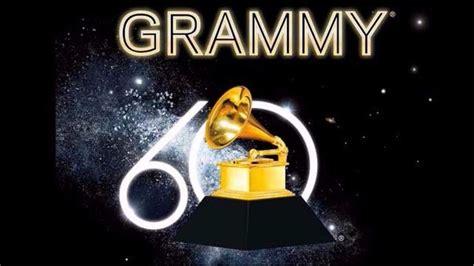 lista completa de nominaciones para los grammys 2018 lista de nominados a los premios grammy 2018 diario correo