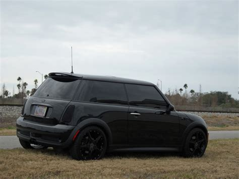 Murdered Out Mini Cooper Quot Murdered Out Quot Mini All Black Mini Pictures Page 3