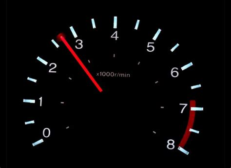 Rpm Meter Mobil tips ringan untuk menghemat konsumsi bbm taryana suryana