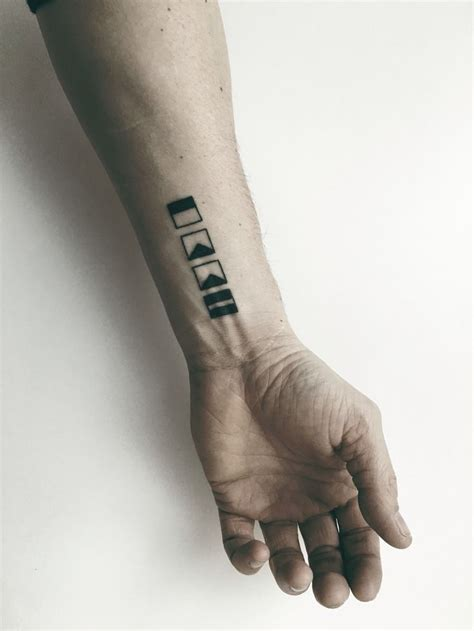 9 sq inch tattoo designs best 25 square ideas on perspective