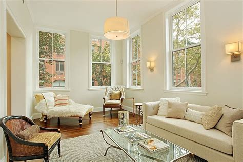 Traditional Brownstone In Brooklyn Heights With Contemporary Interiors iDesignArch Interior