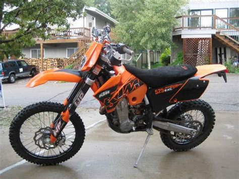 2007 Ktm 525 Exc 2007 Ktm Exc 525 Dual Sport For Sale On 2040 Motos