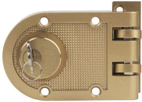Install Deadbolt Metal Door by How To Install A Surface Mount Deadbolt Lock Chicago