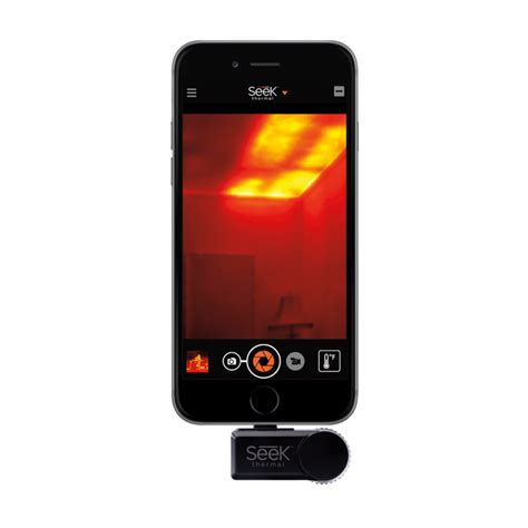 thermal android compact thermal imager android deck912 s a s