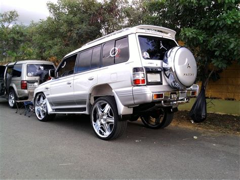 mitsubishi pajero sport modified compare pajero and pajero sport autos post
