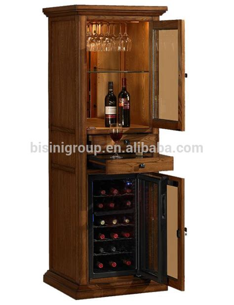 wood cabinet wine fridge wood cabinet wine cooler cabinets matttroy