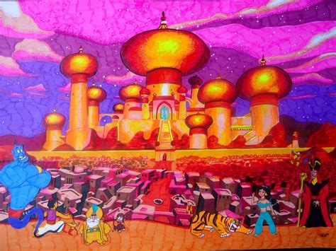 Aladin Ls by Images And Places Pictures And Info Agrabah