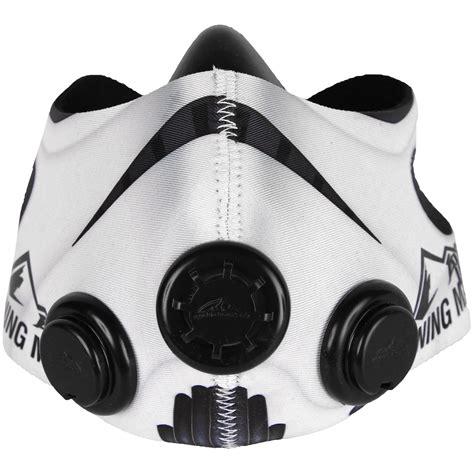 Elevation Mask 2 0 Black elevation mask 2 0 strooper sleeve white black
