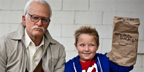 up film grandpa couple whose wedding was crashed in bad grandpa are