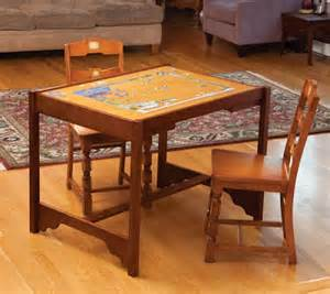 Jigsaw puzzle table with drawers http jigsawpuzzlers blogspot com