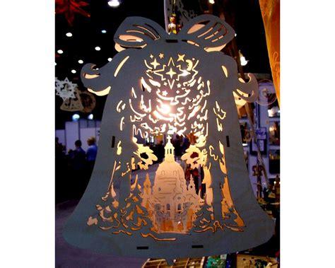 Fensterbilder Weihnachten Vorlagen Holz by 3d Fensterbild Frauenkirche Glocke Beleuchtet Ac Holzkunst