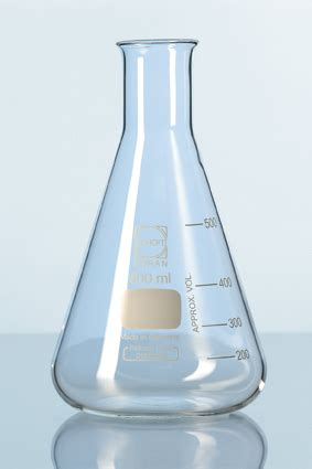 Boiling Flask Duran 250ml Ts Joint Schott Duran Labu Didih 250ml duran erlenmeyer flask