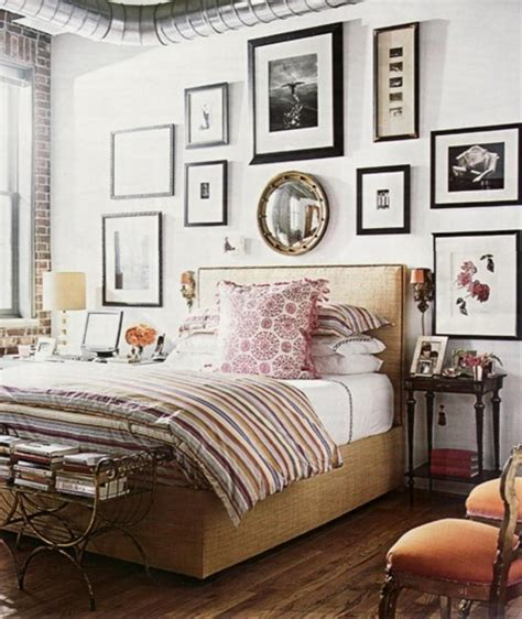 industrial chic bedroom ideas 30 awe inspiring bedroom design ideas with gallery wall rilane