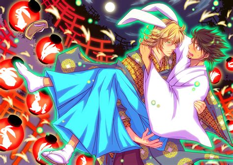anime wallpaper tiger tiger bunny wallpaper and background image 1754x1240