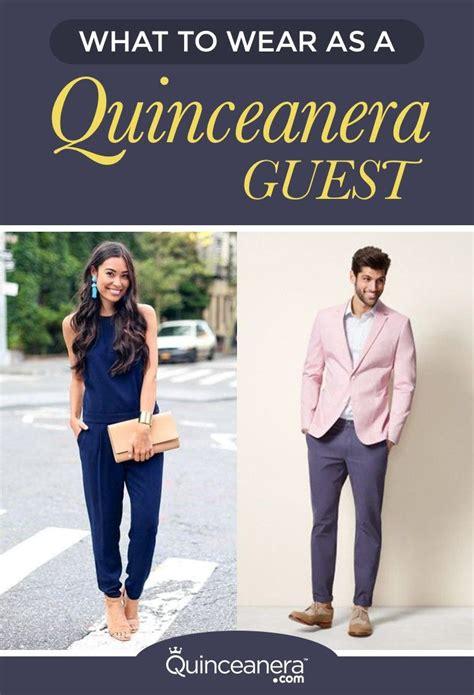 quince problem   wear   quinceanera guest