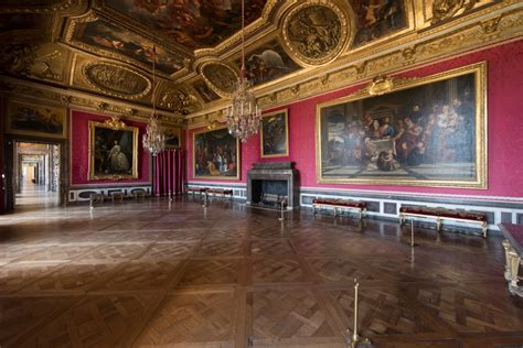 kings state apartments palace  versailles