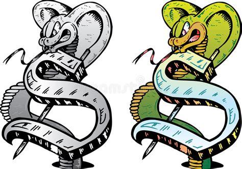 stile lettere per tatuaggi lettera s di stile tatuaggio illustrazione vettoriale