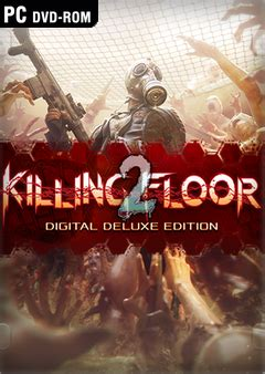 killing floor 2 pc release date news reviews releases com