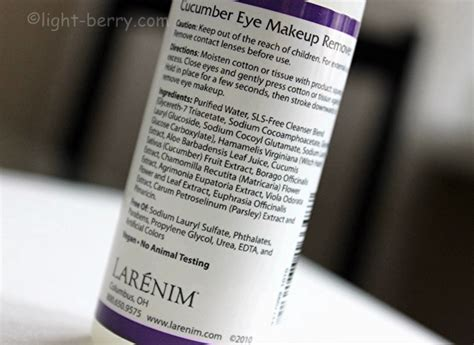 Mineral Makeup Review Larenim Dusk Til Treatment by Larenim Makeup Reviews Saubhaya Makeup