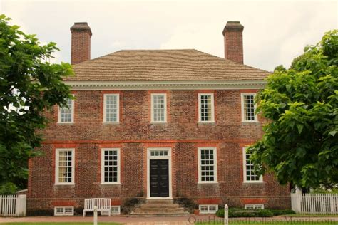 Historic Colonial House Plans by Homes Of Colonial Williamsburg Va One Hundred Dollars A