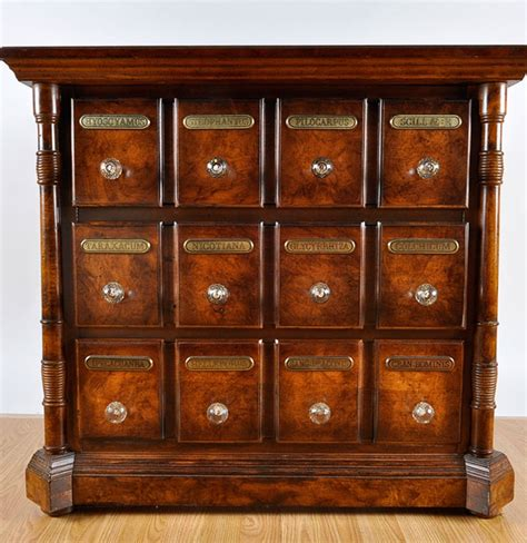 Reproduction Chest Of Drawers by Reproduction Apothecary Chest Of Drawers Ebth