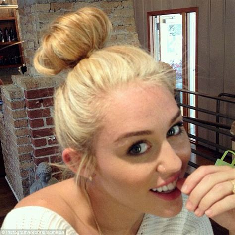 why did cut hair miley cyrus gets her hair cut with hollywood stylist to