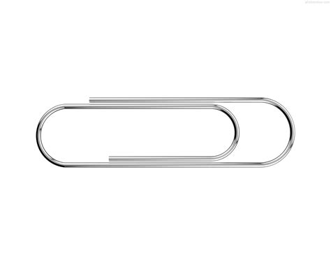 How To Make A Paper Clip - paper clip photosinbox