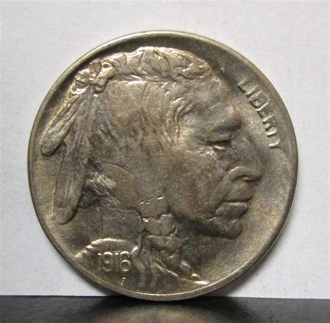 1916 buffalo nickel b ebay