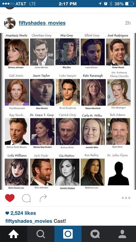 fifty shades darker film actors fifty shades darker cast fifty shades darker pinterest