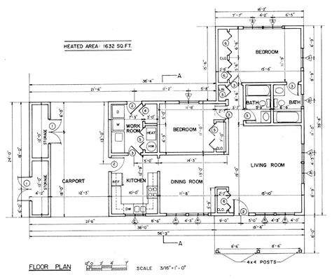 free sle house floor plans free ranch style house plans with 2 bedrooms ranch style