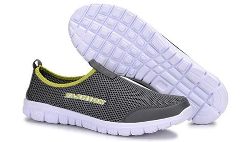 Sepatu Pria Sepatu Casual Santai Adidas Slip On Abu sepatu slip on kasual pria size 39 gray jakartanotebook