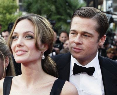 Cannes Festival Brad Pitt And Get Shady by Brad Pitt Looks So Different On Carpet At Cannes