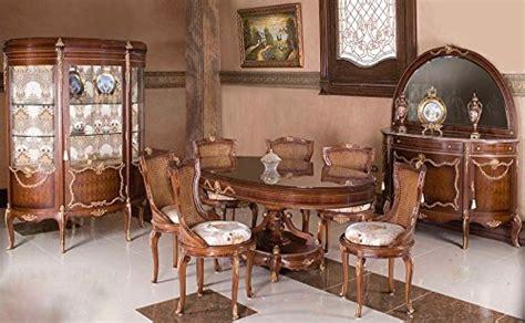 tavoli stile barocco copia di sala da pranzo barocco stile antico vetrina