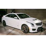 Cadillac ATS V Coupe  Overview CarGurus